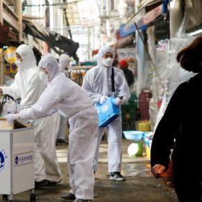 Pandemie en politiek #1